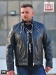 Leather Jacket - Gear